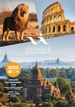 Catalogue voyages 2019